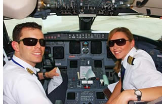 commercial pilot uk course training
