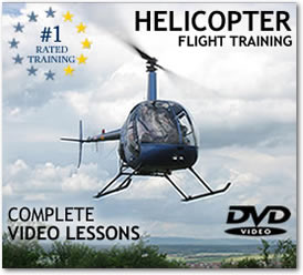 helicopter training dvd videos pilot