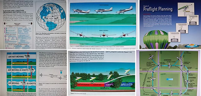 private pilot handbooks manuals tests prep